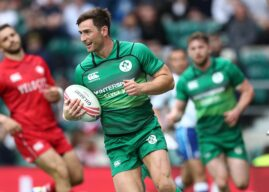 Ireland Men: Team for Paris 7s Announced