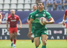 Ireland Men: Squad announced for Rugby Europe Grand Prix.