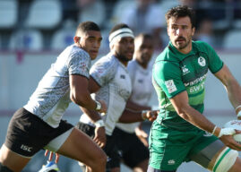 Ireland Men: Paris 7s Day 1 Review