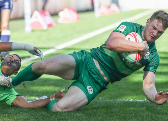 Ireland Men: Paris 7s Day 2 Review