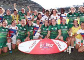 Ireland Women: Squad Announced for Biarritz 7s