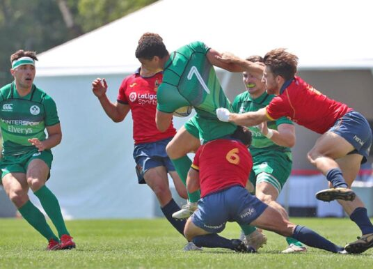 Ireland Men: Mission accomplished in Moscow!