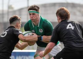 Ireland U20: Ireland leave themselves with too much to do against New Zealand.