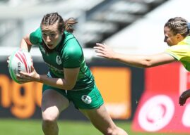 Ireland Women: No Day 2 bounce back in Biarritz.