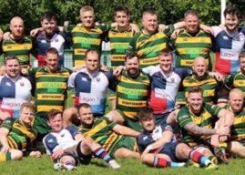 Club Men: Get into rugby at Belfast Harlequins.