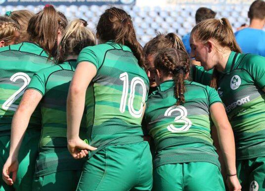 Ireland Women: Sevens season ends with a European Bronze