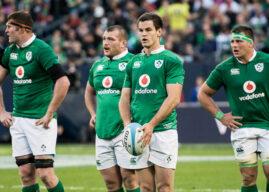 Ireland Men: Teams up for England v Ireland