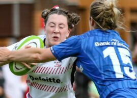 Ulster Women: Teams up for Semi Final v Leinster