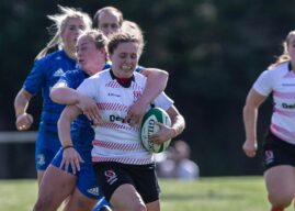 Ulster Women: Ulster suffer record defeat to Leinster.
