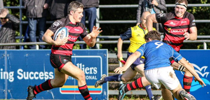 AIL 1B: City of Armagh continue with winning start.