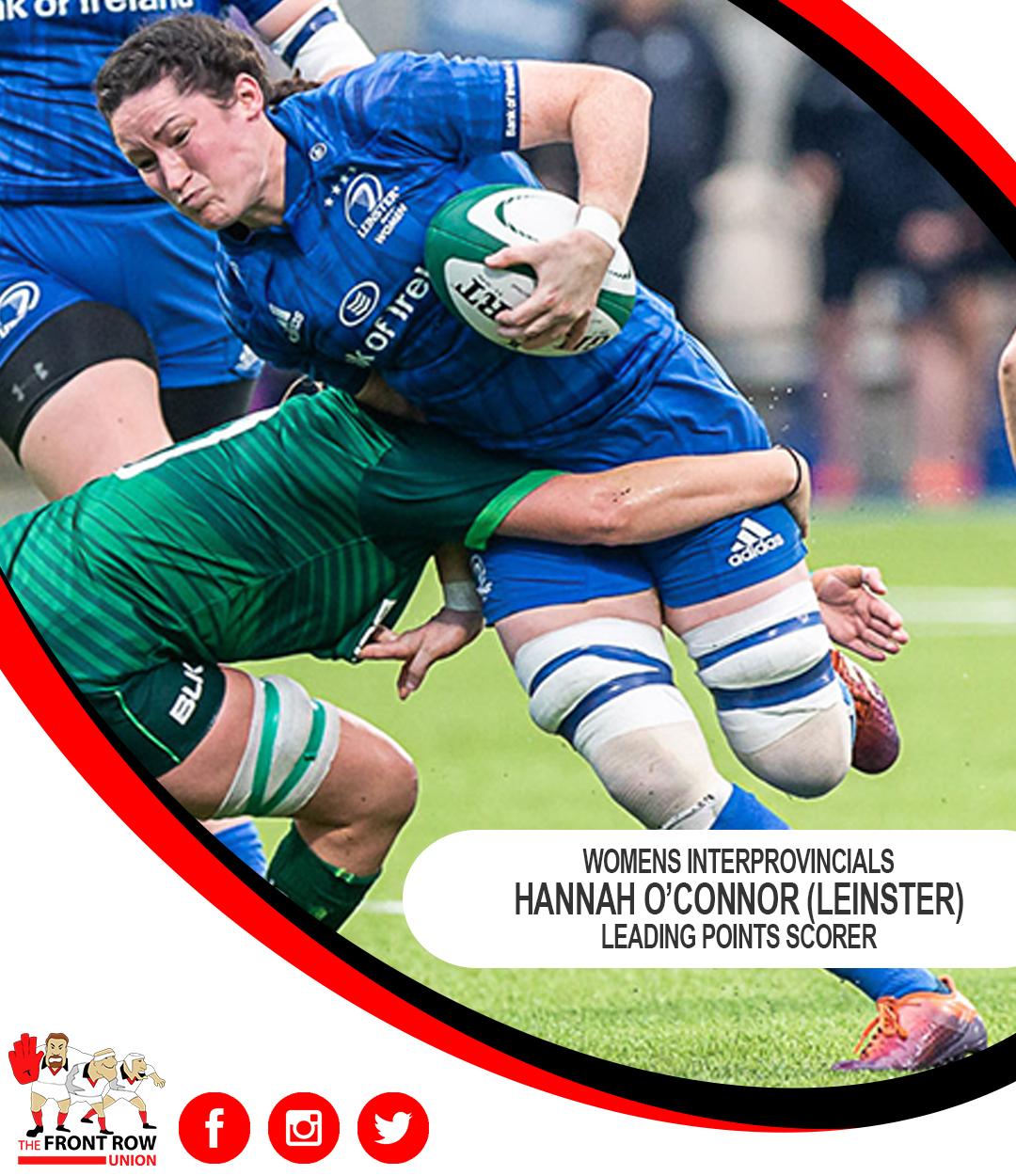 Hannah O'Connor Leinster