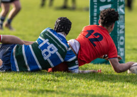 Schools Rugby Grosvenor Grammar 0 Mount Kelly, Tavistock 19