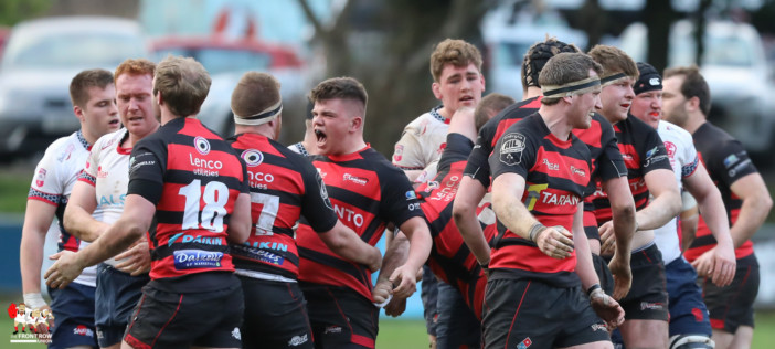 Energia AIL 1B. Malone 7 City of Armagh 22