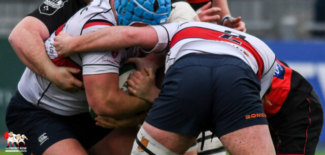 Energia AIL 1B. Old Wesley 14 City of Armagh 12