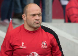 Union the Greater Game of Rugby in Ulster and Ireland