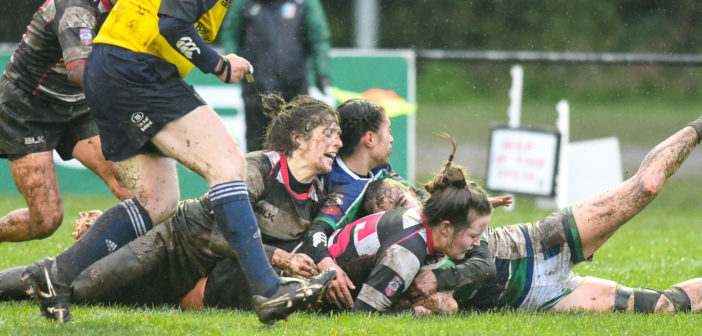Energia AIL Women. Old Belvedere 27 Suttonians 5