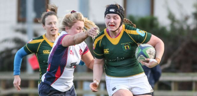 Club Women: Railway Union continue to move women's rugby forward.