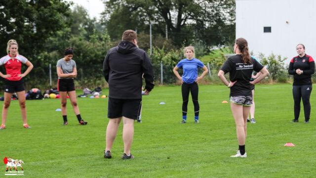 Club Women: QUBRFC Return to Rugby