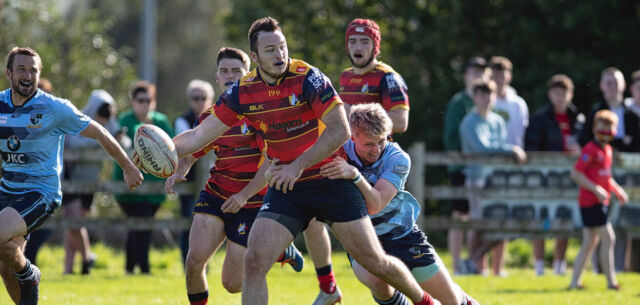 Club Men: Ballyclare 80 Ballymoney 0 Preseason