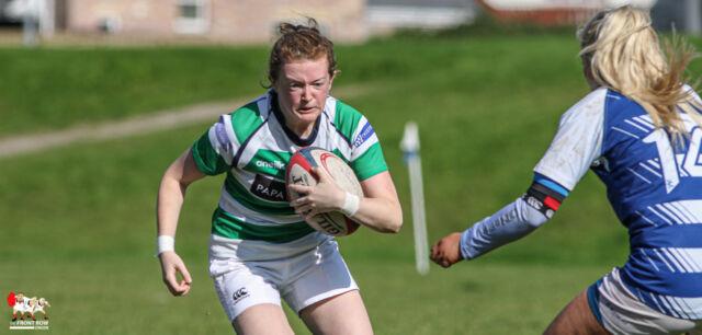 Club Women: Dungannon 0 Omagh Academicals 29 Preseason.