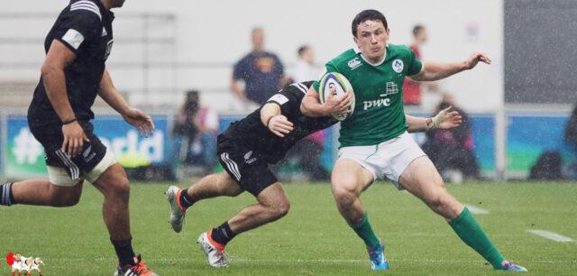 Ireland Men: Teams up for Ireland v Italy