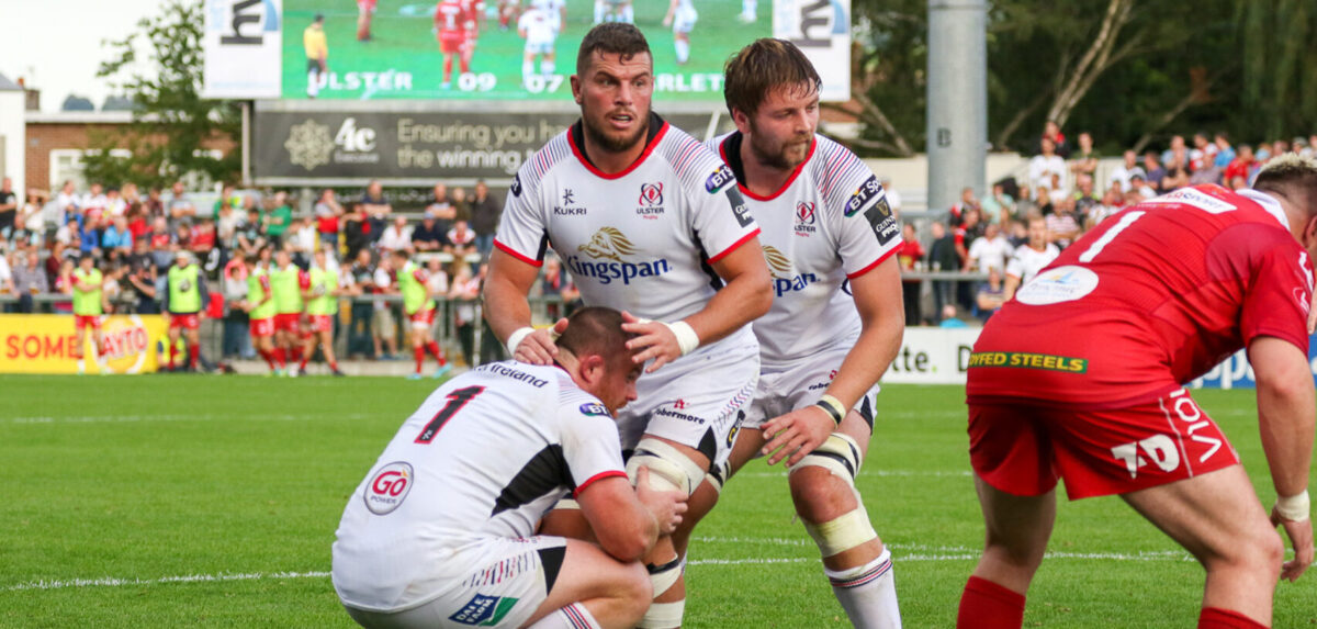 PRO14: Ulster 40 Dragons 17