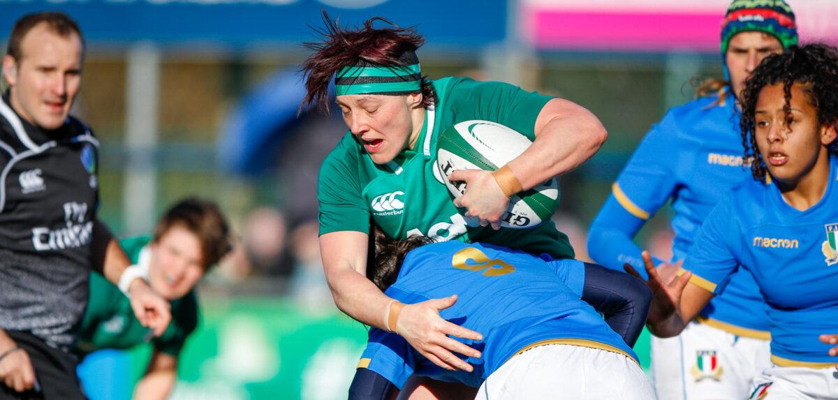 Six Nations: Ireland 21 Italy 7