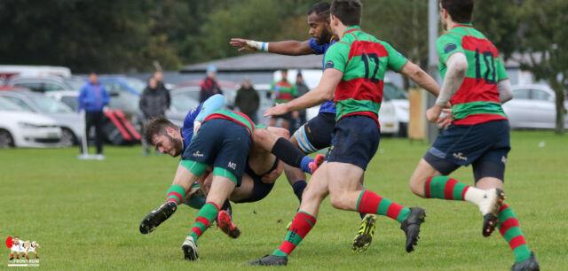 Club Men: Lisburn 11 Donaghadee 13 URC D2