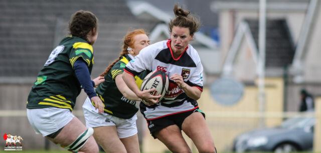 Club Women: Kerry 24 Ballincollig 5 Community Series M1