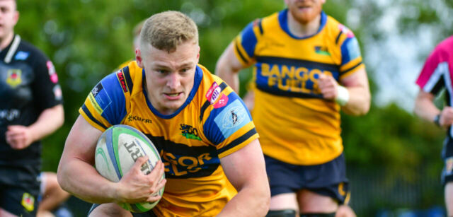 Club Men: Bangor 41 Ballymena 34 Community Series U2