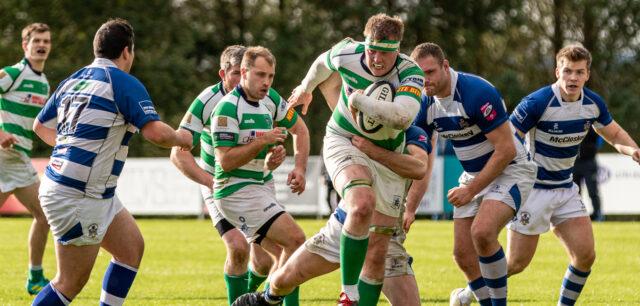 Club Men: Omagh Academicals 10 Dungannon 13 Community Series U2