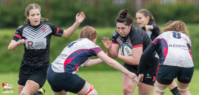 Club Women: Malone 0 Cooke 26 Community Series U1