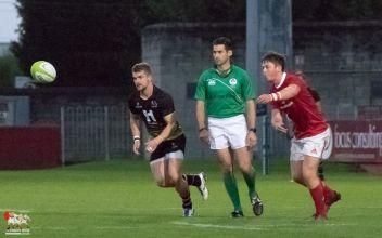 Munster Academy 21 Ulster Academy 18, Thomond Park. 9th September 2016