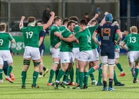 Ireland U20, France U20, RBS U20 Six Nations