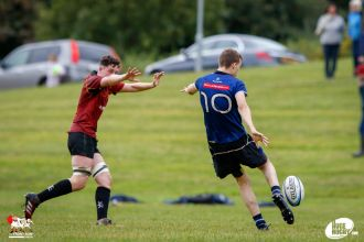 Schools 1st XV Rugby - Foyle College v Limavady GS