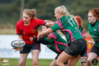 Ulster Rugby Womens Championship Div 1 - City of Derry v Cavan