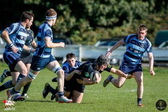 Millar McCall Wylie Junior Cup 2nd round - Limavady v Ballymoney